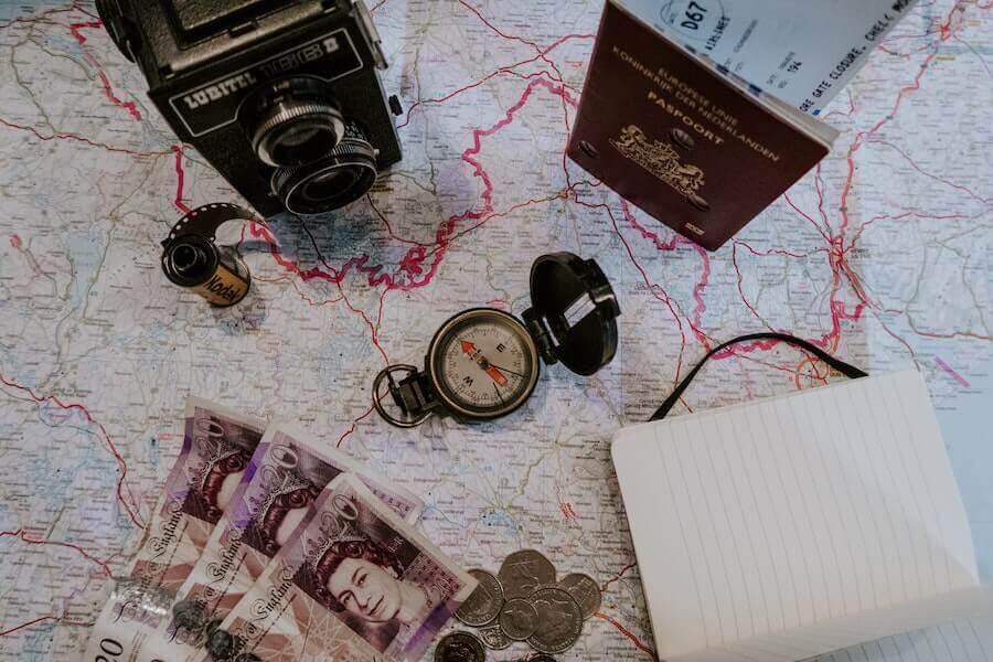 Geld für die Reise